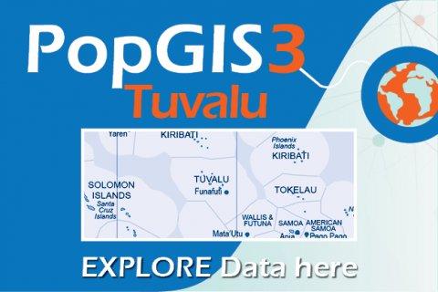PopGIS3 Tuvalu