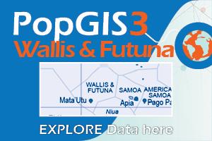 Wallis & Futuna PopGis3