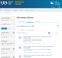 Microdata Library